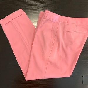 Theory Marsienna T Pants in Pink Size 6